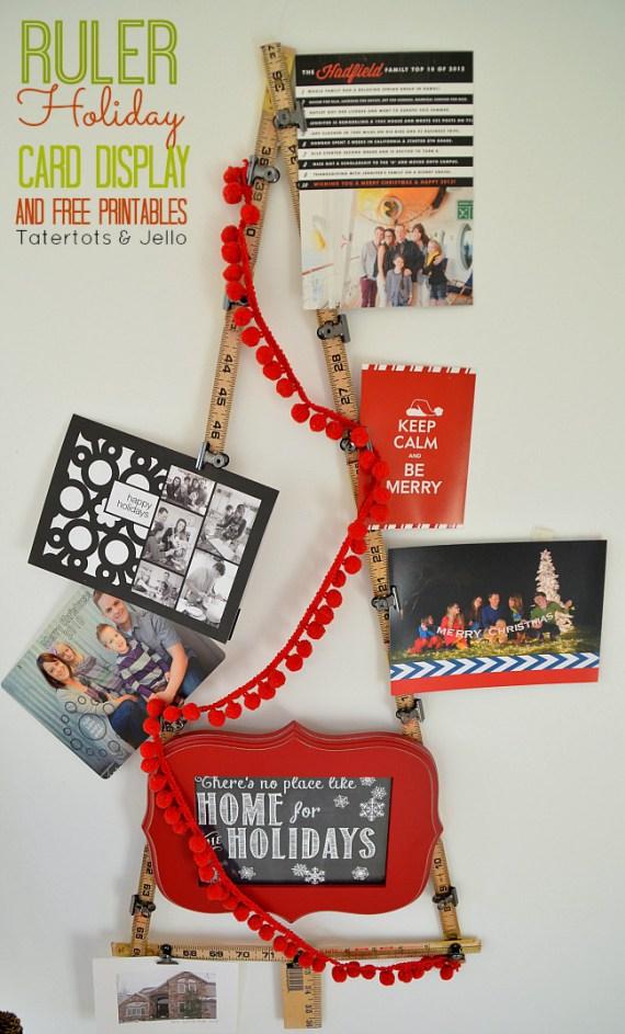 ruler-holiday-card-display-and-printable-at-tatertots-and-jello