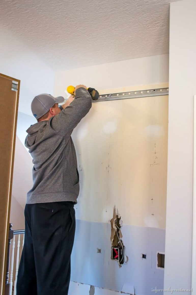 installing-ikea-sektion-cabinets