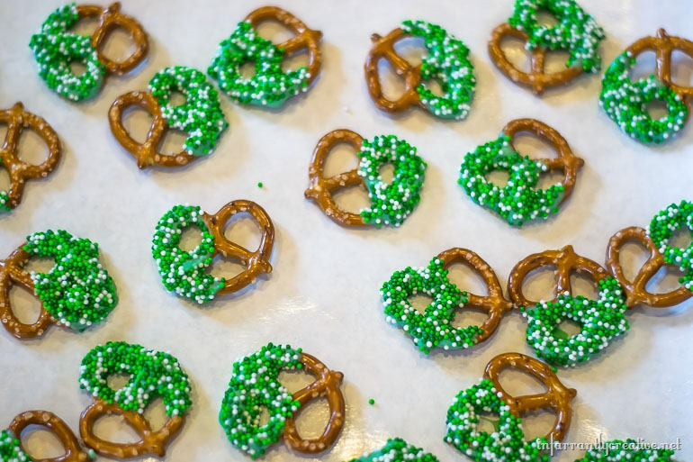 st-patricks-day-pretzels