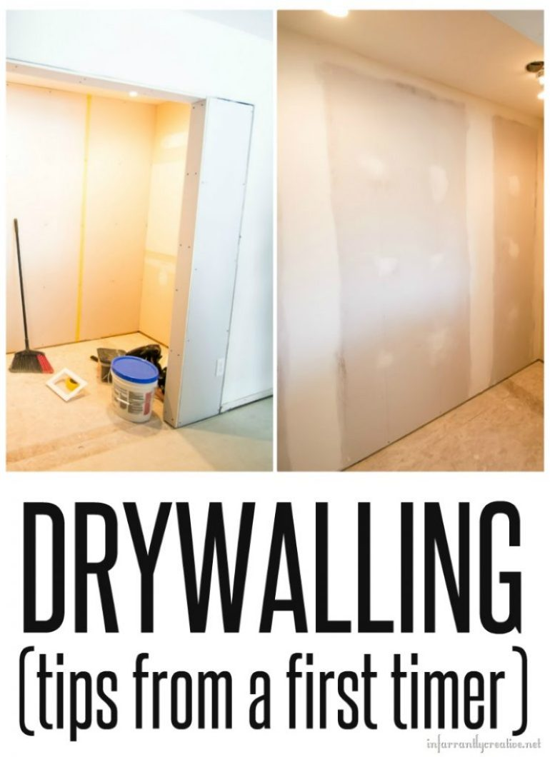 How to Hang Drywall