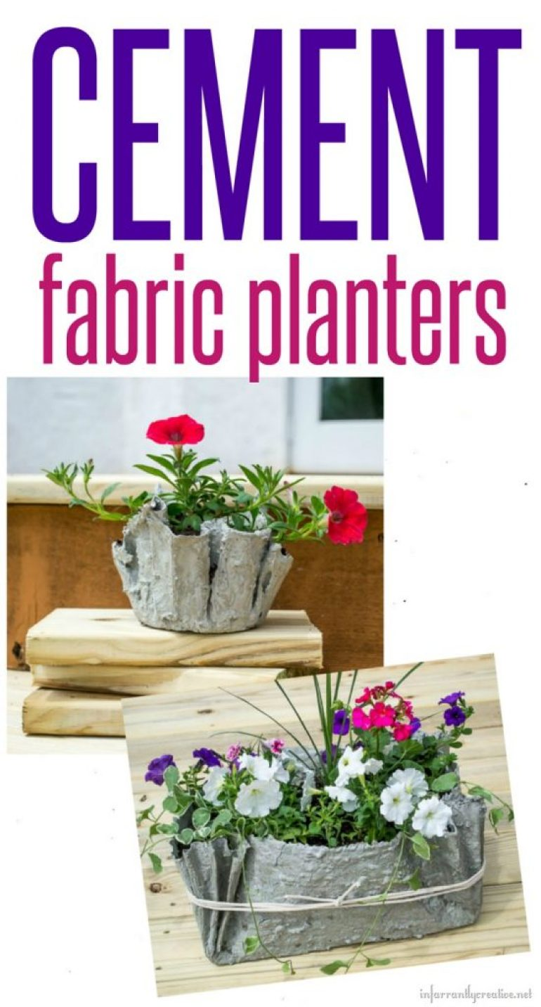 cement-with-fabric-planters