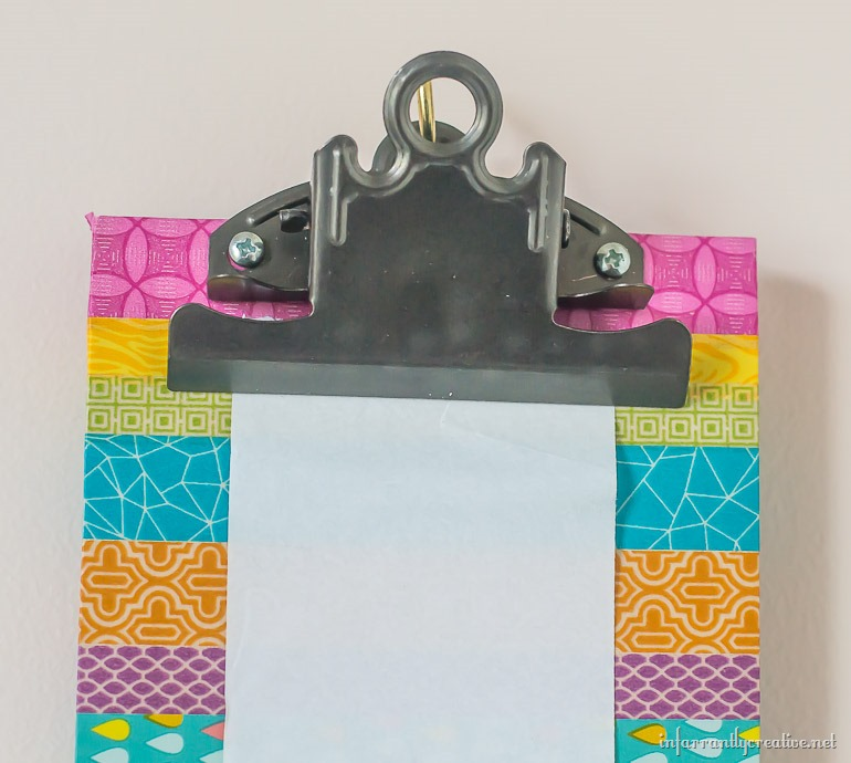 washi-tape-list-clipboard