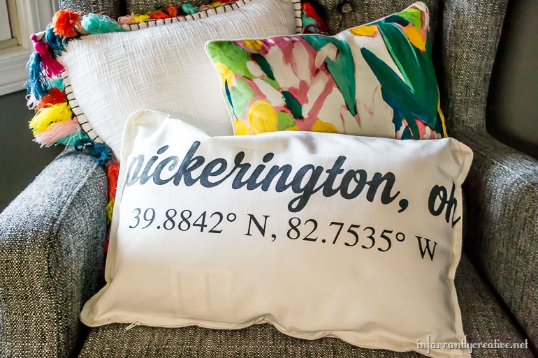pickerington, ohio-pillow