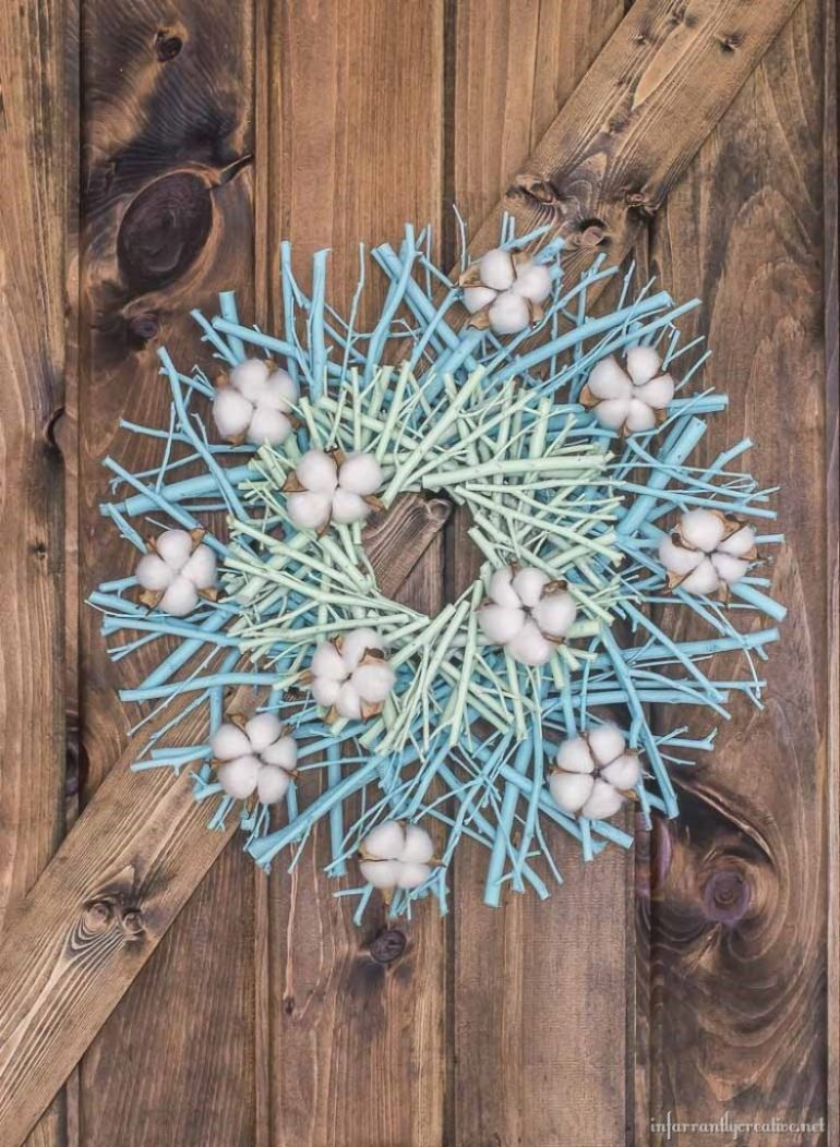 colored-twig-wreath-with-cotton