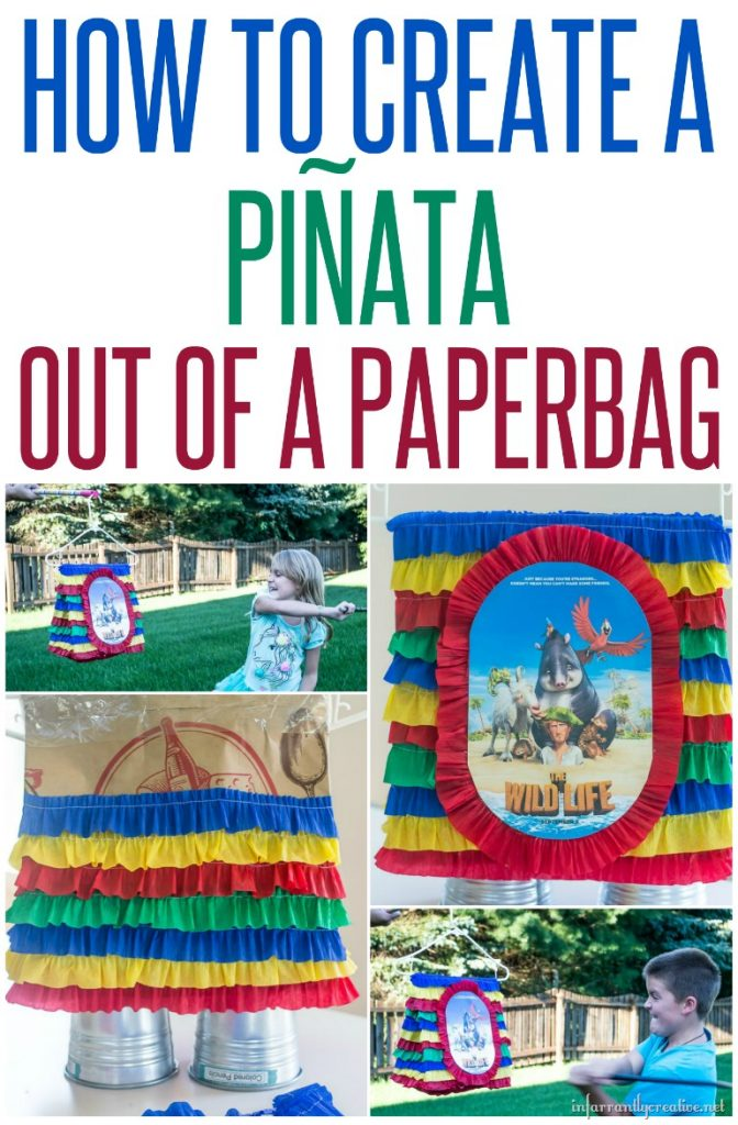How To Make a Pinata for Cheap
