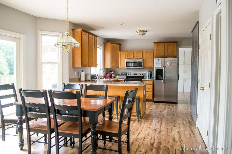 honey-oak-kitchen