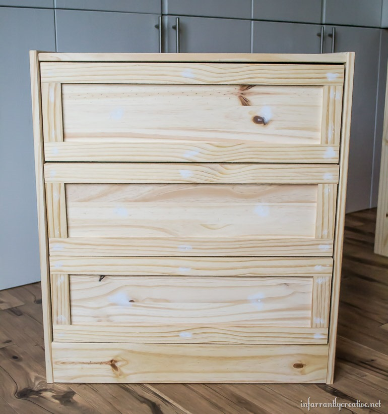 IKEA-rast-painted