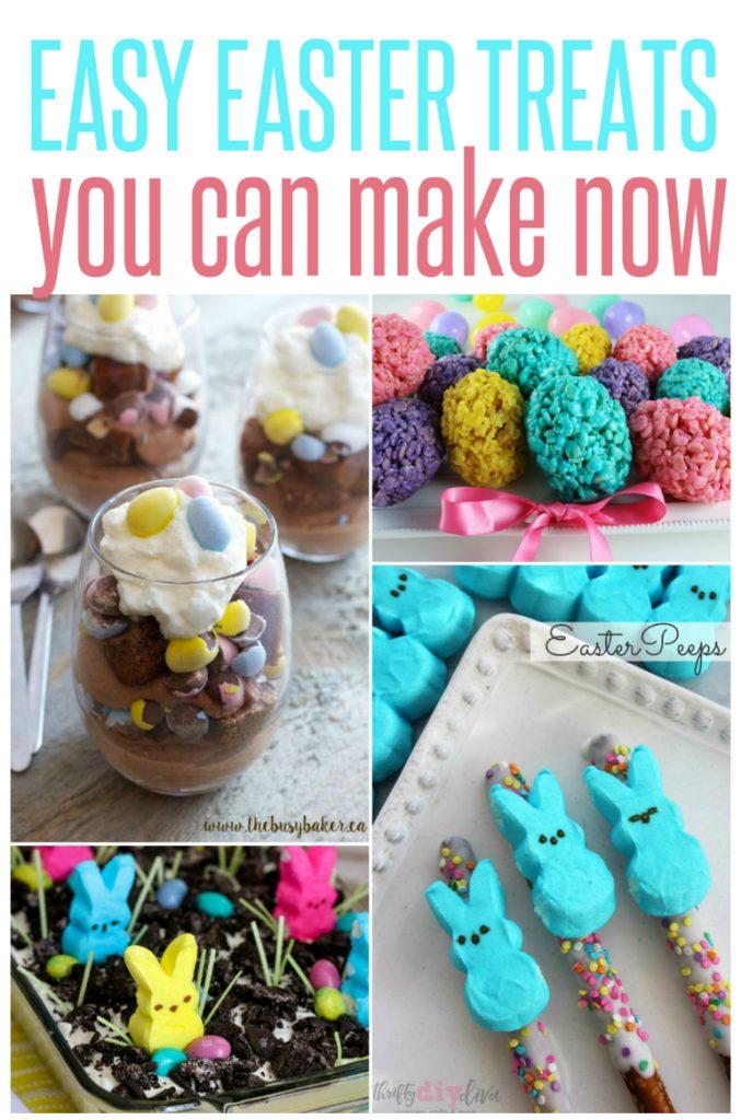 5 Yummy Easter Treats