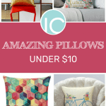 Amazing Pillows Under $10