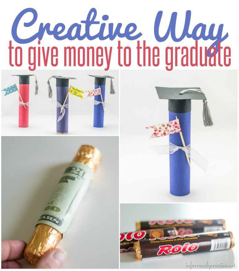 Creative Ways to Give Money to the Graduate