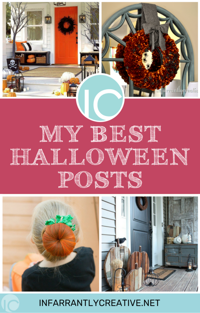 My Best Halloween Blog Posts