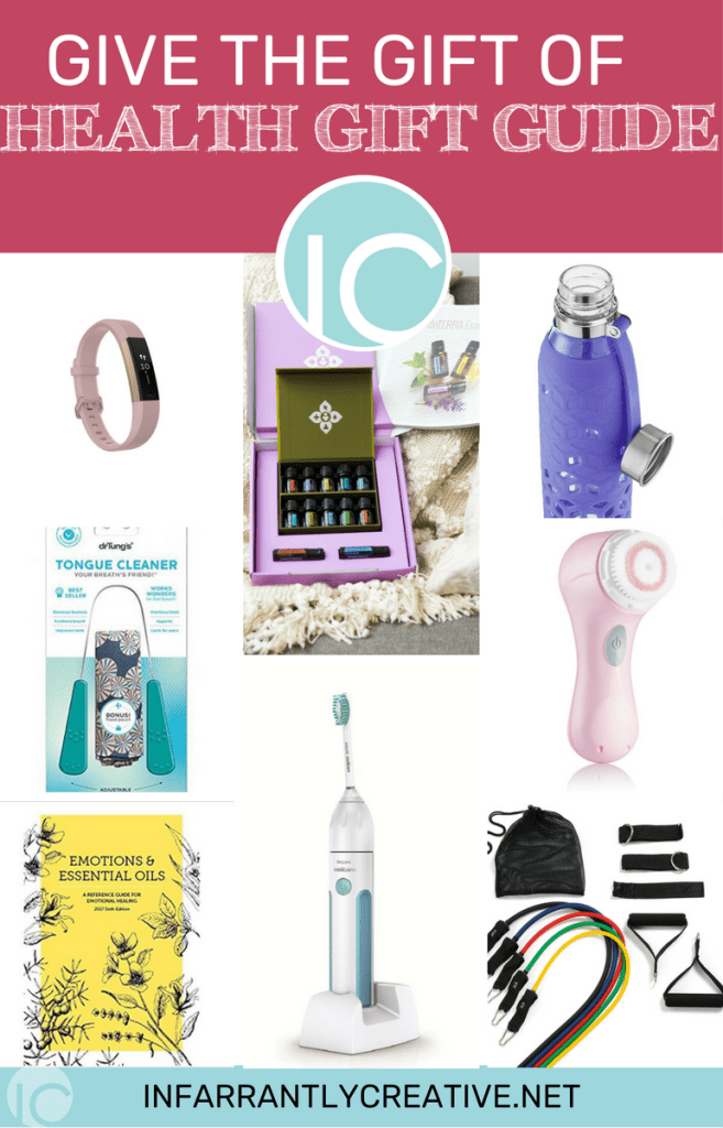 Gift Guide Gift of Health