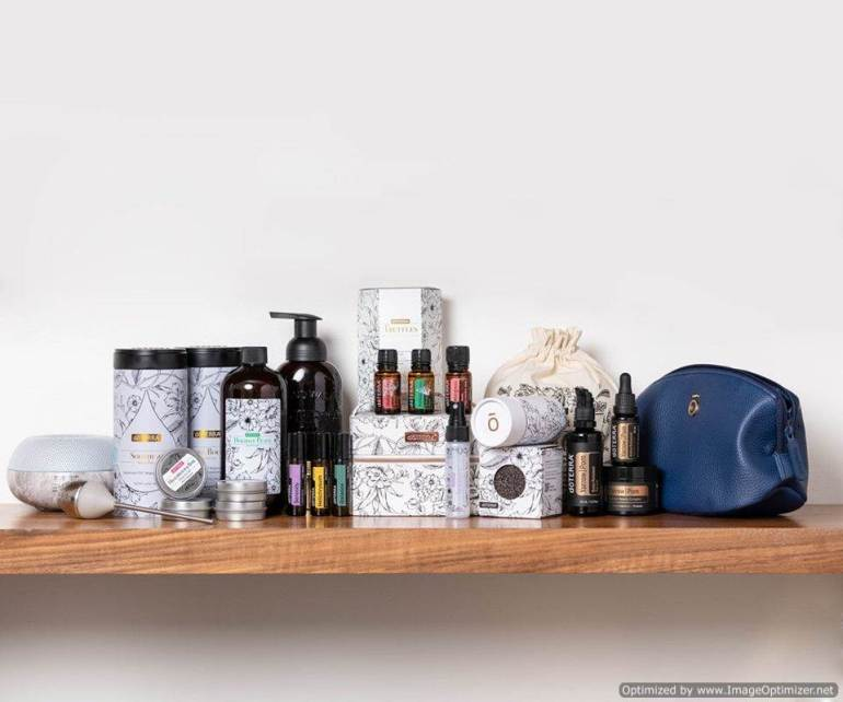 doterra new holiday 2019 products