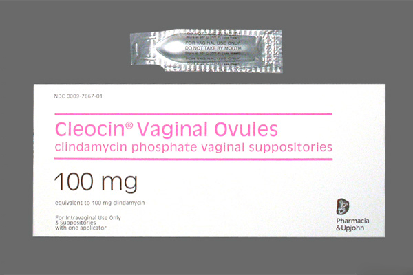 Cleocin Ovules And Alcohol
