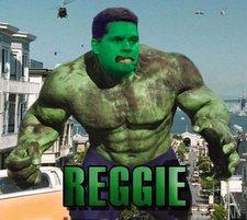 Reggie Hulk