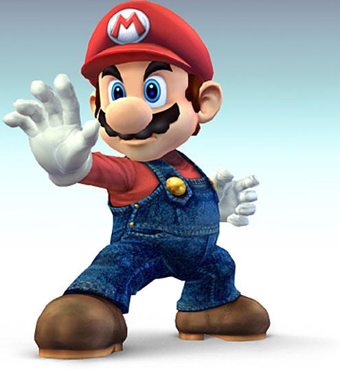 Super Smash Mario