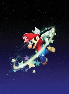 Mario Galaxy story