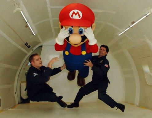 Mario Zero G