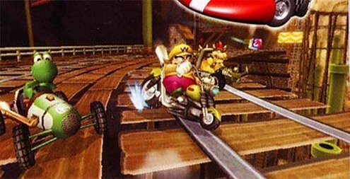 Mario Kart Wii release date