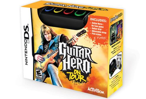 Guitar Hero DS Box
