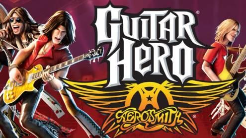 guitar hero aerosmith wii
