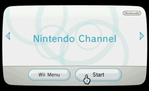 Nintendo Channel