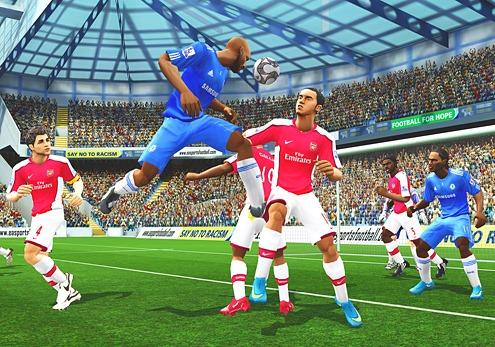Fifa soccer 10 wii