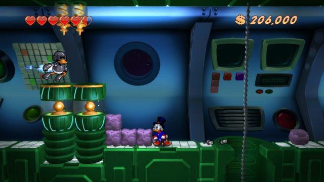 137-DuckTales Remastered Moon Screenshot