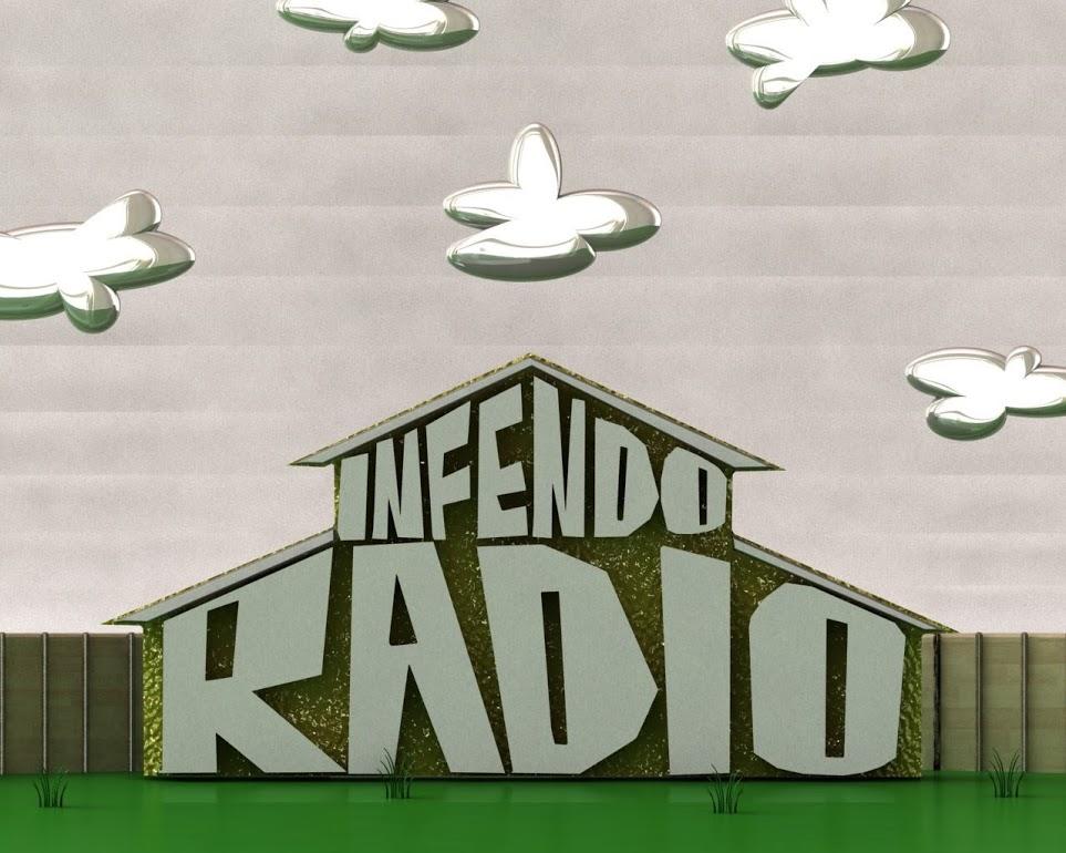 Infendo Radio 408 – A Wild Beedrill Attacks Mike's Face