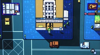 Retro City Rampage DX Paper Boy