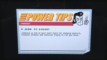 Retro City Rampage DX Power Tip