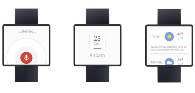 "Google Watch codenamed ""Gem"" likely to come tomorrow or on ..."
