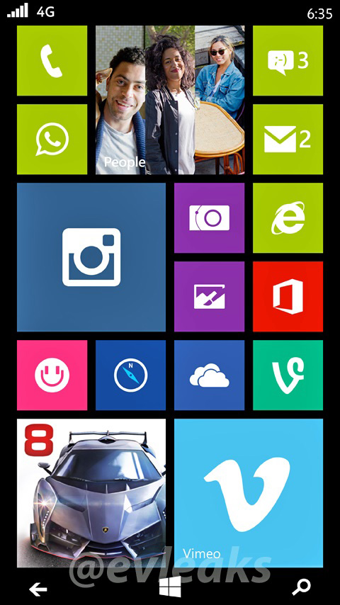Lumia-635-home-screen