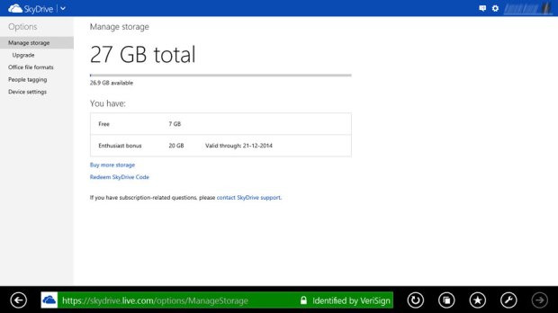 SkyDrive-giveaway