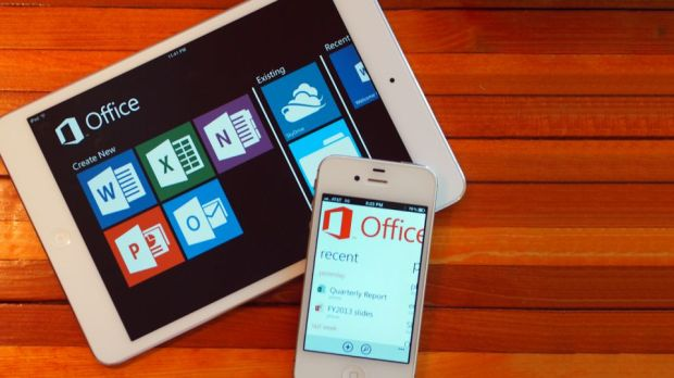 Microsoft Office for iOS iPad iPhone