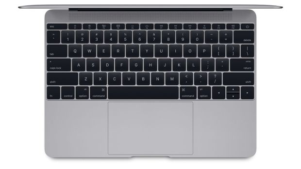 12-inch Macbook Air Keyboard