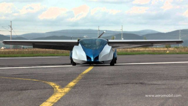 AeroMobil Flying Cars