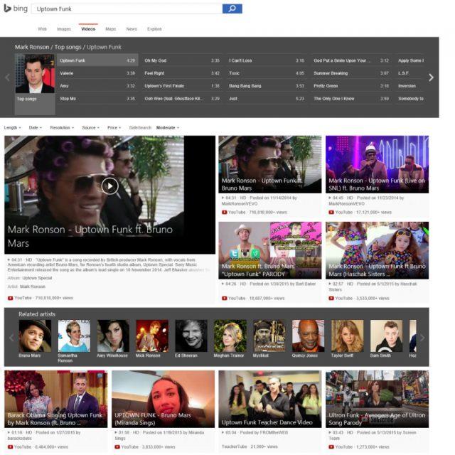 Bing-Video-Results