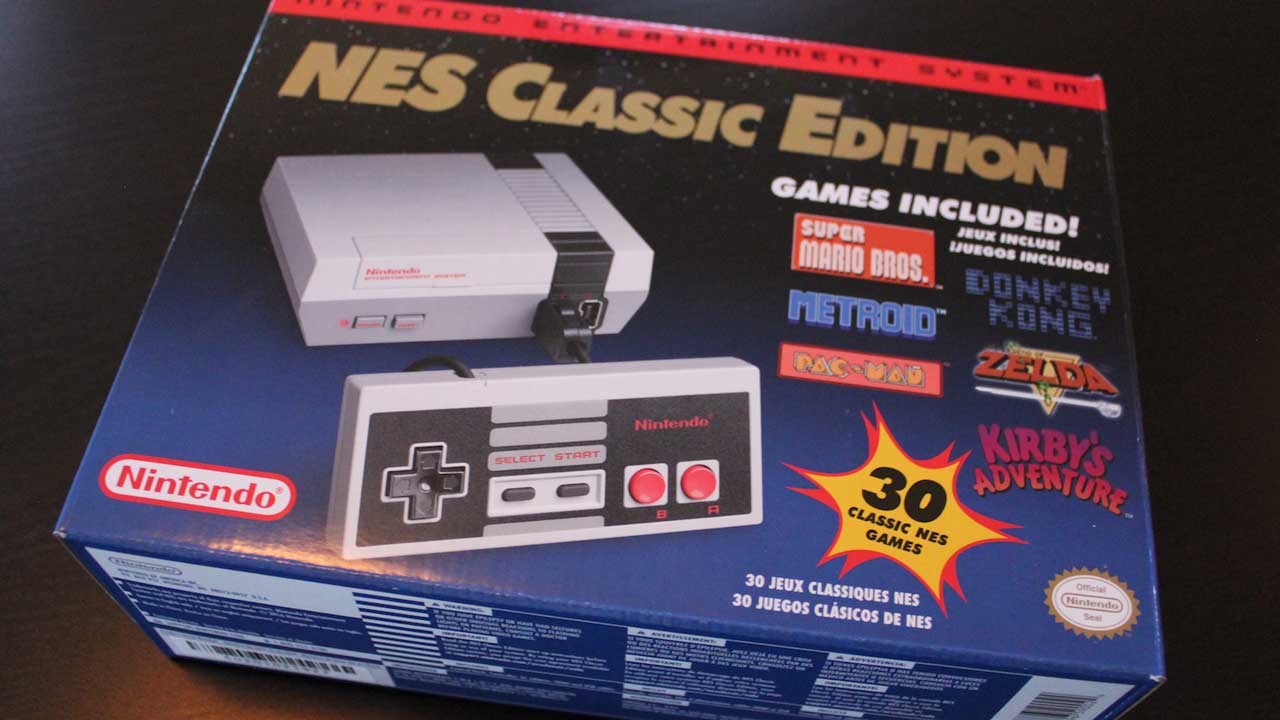 NES Classic back on sale tomorrow at Best Buy