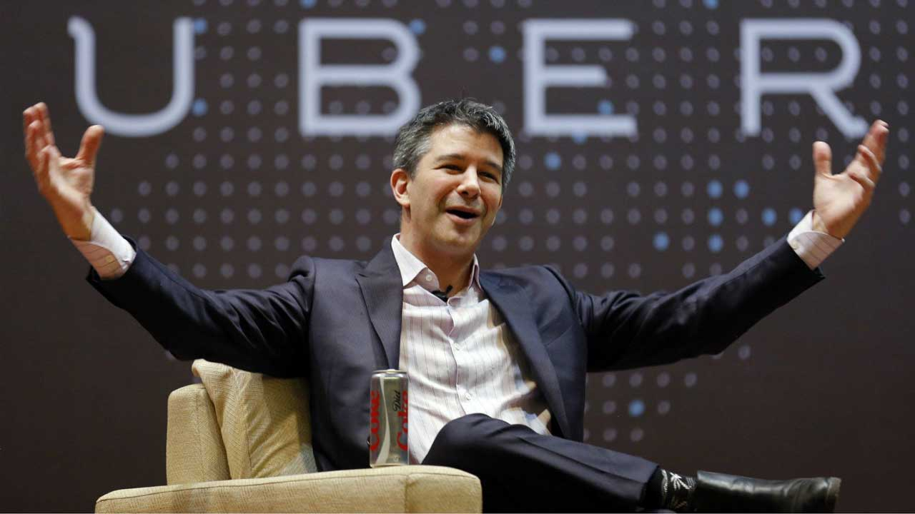Here's how much Uber stock Ex-CEO Travis Kalanick controls