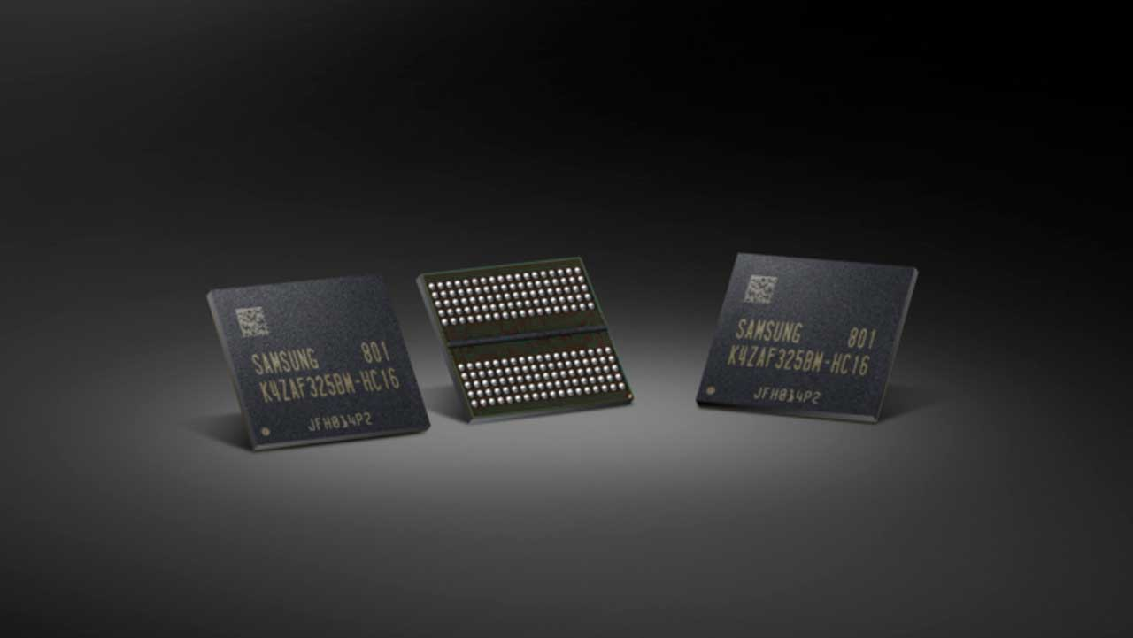 Samsung begins producing 16GB GDDR6 memory to accelerate AI training