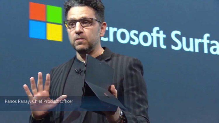 Panos Panay To Head Windows Team