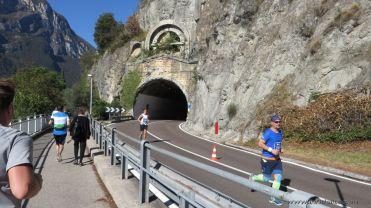Wende in Riva und Slalon durch die Spaziergänger