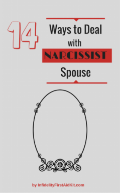 serial cheater narcissist spouse