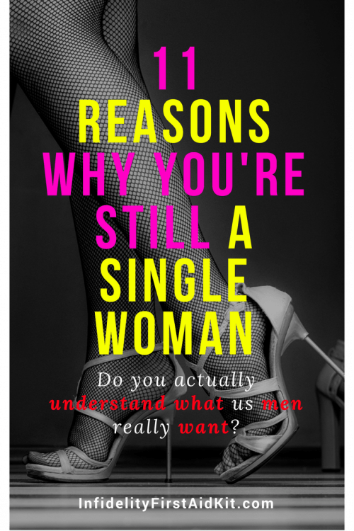 why you're single still