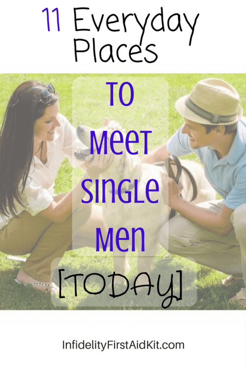 How To Meet Single Men Over 40