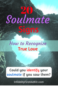 soulmate signs how to recognize true love