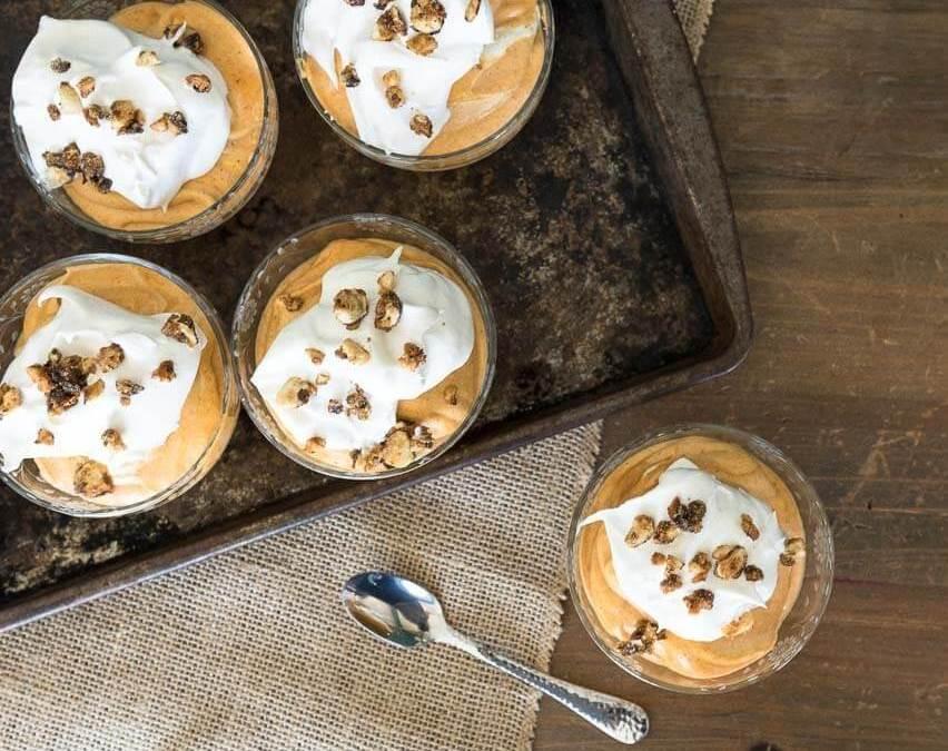Easy Pumpkin Pudding