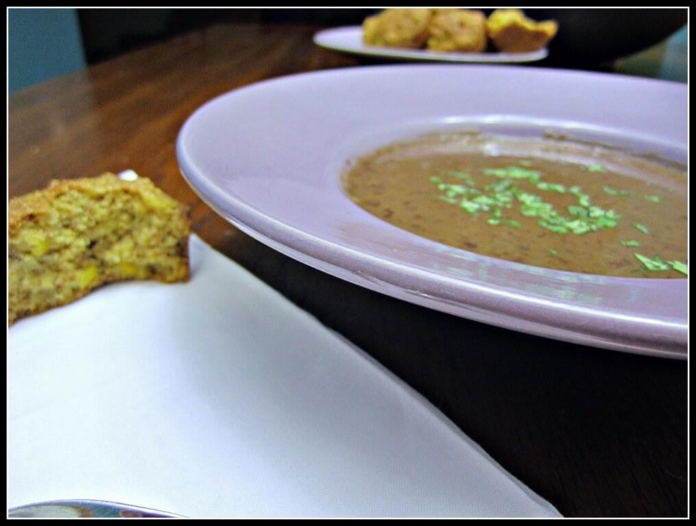 Chipotle Black Bean Soup | www.infinebalance.com #slowcooker