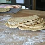 skillet flat breads | www.infinebalance.com